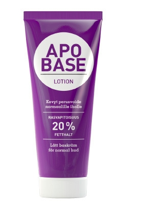 Apobase Lotion 250 ml 7,50 € (norm. 8,43 €)