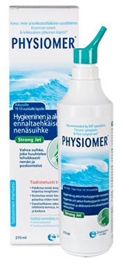 Physiomer Strong Jet 210 ml 9,90 € (norm. 12,60 €)