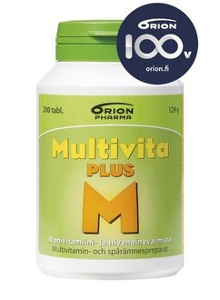 Multivita Plus 200 tabl. 8,61 € (norm. 10,14 €)