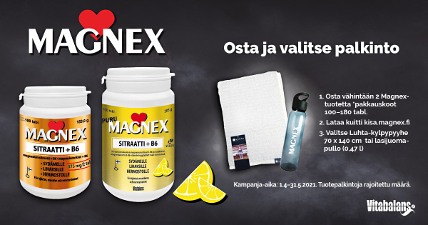 Magnex-keräilykampanja